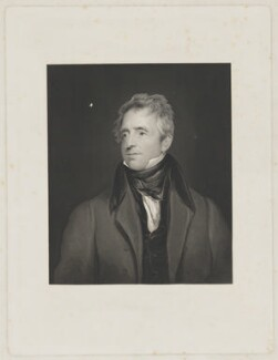John Fawcett, by W. Joseph Edwards, after  Sir Thomas Lawrence - NPG D36672