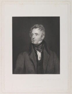 John Fawcett, by W. Joseph Edwards, after  Sir Thomas Lawrence - NPG D36673