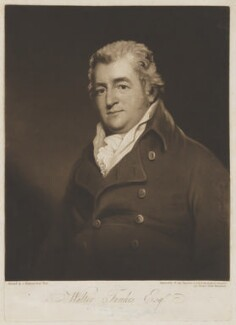 Walter Ramsden Fawkes, by William Say, after  John Hoppner - NPG D36677
