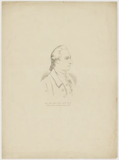 Sir John Fenn, after Henry Walton - NPG D36685