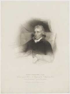 Adam Ferguson, by John Bryant Lane, published by  William Evans, after  T. Cadell & W. Davies, after  Sir Henry Raeburn - NPG D36688