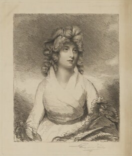 Charlotte Duncombe (née Legge), Lady Feversham, after John Hoppner - NPG D36700
