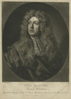 Jan van Wyck, by John Faber Jr, after  Sir Godfrey Kneller, Bt - NPG D36293