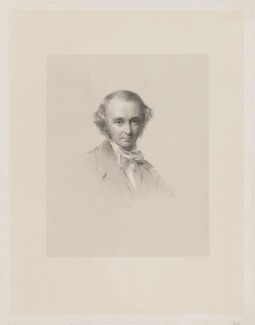Benjamin Jowett, by Francis Holl, after  George Richmond, (circa 1855) - NPG D36745 - © National Portrait Gallery, London