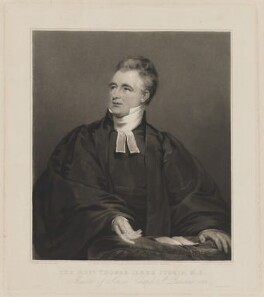 Thomas James Judkin, by and published by James Scott, printed by  Dixon & Ross, after  William Fisk - NPG D36746