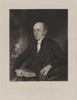 William Field, by and published by Charles Turner, after  Henry Wyatt - NPG D36912