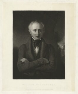 William Wordsworth, by James Bromley, published by  Moon, Boys & Graves, published by  James Ryman, published by  Robert Roe, after  Sir William Boxall, published 10 June 1832 - NPG D36297 - © National Portrait Gallery, London