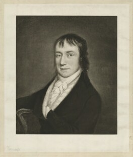 William Wordsworth, after William Shuter - NPG D36299