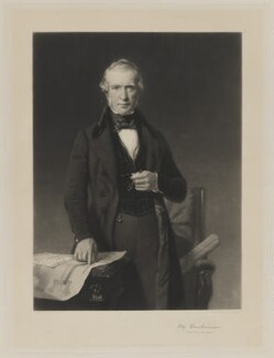 Sir William Fairbairn, 1st Bt, by Thomas Oldham Barlow, published by  Thomas Agnew & Sons Ltd, after  Philip Westcott - NPG D36920