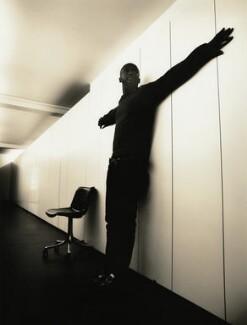 David Adjaye, by Jonathan Root, 2007 - NPG x133117 - © Jonathan Root