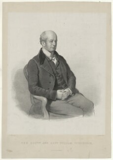 William Wodehouse, by Mrs Edwin Dalton (Magdalena Ross), printed by  M & N Hanhart, after  Edwin Dalton Smith - NPG D36312