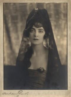 Harriet Cohen, by Bertram Park - NPG x39274