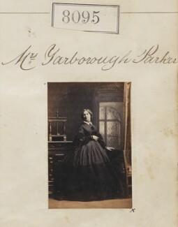 Maria Margaret Yarborough Parker (née Kilvington), by Camille Silvy - NPG Ax132880