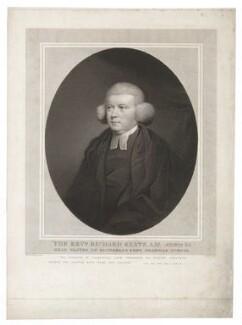 Richard Keats, by William Bond, after  A. Foulstone - NPG D36765