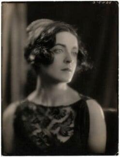 Harriet Cohen, by Bertram Park - NPG x39277