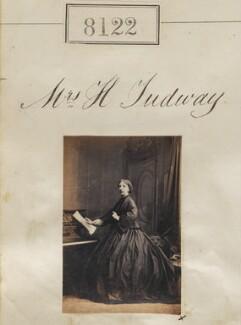 Mrs H. Tudway, by Camille Silvy - NPG Ax132891