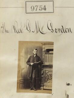 George Maxwell Gordon, by Camille Silvy - NPG Ax59485