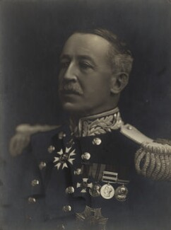 Sir Henry Lionel Galway, by William Hammer & Co - NPG x16314
