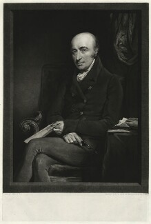 William Hyde Wollaston, by William Ward, after  John Jackson - NPG D36339