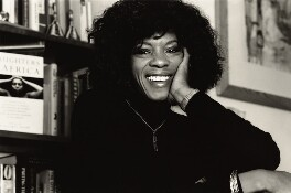 Margaret Busby, by Roshini Kempadoo, for  Format Photographers - NPG x133136