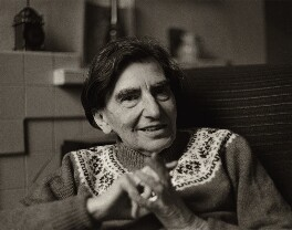Charlotte Wolff, by Michael Ann Mullen, for  Format Photographers - NPG x133124