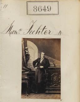 Charles Albert Fechter, by Camille Silvy - NPG Ax58472