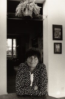 Margaret Forster, by Joanne O'Brien, for  Format Photographers - NPG x133127