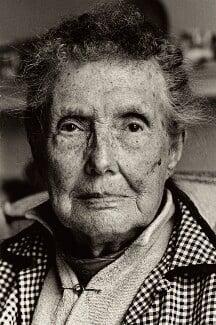 Marion Milner, by Brenda Prince, for  Format Photographers - NPG x133125
