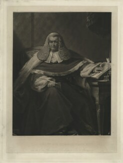 Sir George Wood, by G. Hodgetts, published by  Zachariah Sweet, after  James Lonsdale - NPG D37012