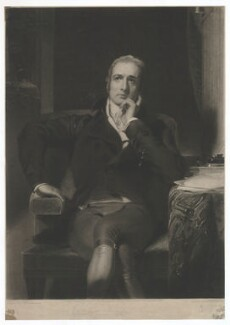 John Philip Kemble, by William Say, published by  William Sams, after  Sir Thomas Lawrence - NPG D36813