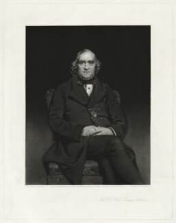 Hon. James Wilson, by Frederick Stacpoole, published by  Henry Graves & Co, published by  Le Page & Co, after  Sir John Watson-Gordon - NPG D37024