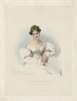 Fanny Kemble, by Charles Picart, printed by  Lahee & Co, published by  Joseph Dickinson, after  Sir Thomas Lawrence, published June 1831 - NPG D36826 - © National Portrait Gallery, London