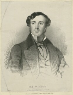John Wilson, by, printed and published by George Edward Madeley - NPG D37028