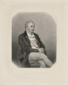 John Kennedy, by James Thomson (Thompson), printed by  W. Hatton, published by  Thomas Agnew, published by  Ackermann & Co, after  Charles Allen Duval - NPG D36833