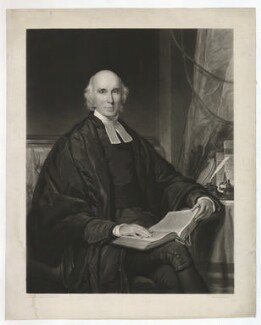John Kenrick, by Thomas Goff Lupton, after  George Patten - NPG D36839