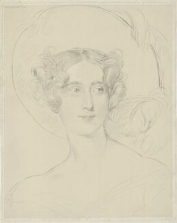 Mary Margaret Egerton (née Stanley), Countess of Wilton, by and published by Frederick Christian Lewis Sr, after  Sir Thomas Lawrence - NPG D37048