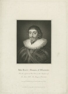 John Paulet, 5th Marquess of Winchester, by Robert Cooper, published by  Lackington, Allen & Co, published by  Longman, Hurst, Rees, Orme & Brown, after  Robert William Satchwell, after  Peter Oliver - NPG D37051