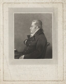 Richard Graves Ker, by and published by Charles Turner, after  Sophia Ker, published 21 March 1822 (1805) - NPG D36850 - © National Portrait Gallery, London