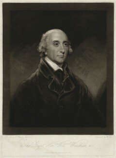 Hon. William Windham, by and published by William Say, after  John Hoppner - NPG D37055