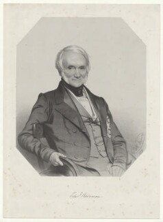 Sir Edward Kerrison, 1st Bt, by Thomas Herbert Maguire - NPG D36853