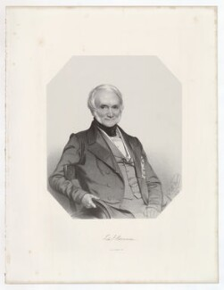 Sir Edward Kerrison, 1st Bt, by Thomas Herbert Maguire, printed by  M & N Hanhart - NPG D36854