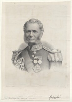Sir Astley Cooper Key, after Charles William Walton - NPG D36860