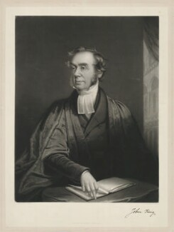 John King, by Edward McInnes, published by  Joseph Watson Leng, after  George Browning - NPG D36869