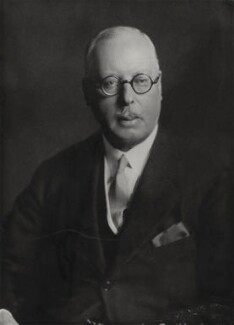 Sir Horace George Montagu Rumbold, 9th Bt, by Walter Stoneman - NPG x132894