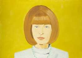 Anna Wintour, by Alex Katz - NPG 6908
