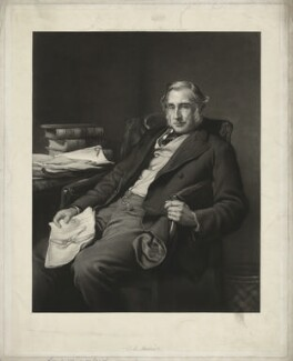 John Wilson-Patten, Baron Winmarleigh, by Unknown artist - NPG D37060