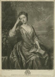 Catherine Winstanley, by John Faber Jr, published by  Thomas Bowles Jr, published by  John Bowles, published by  Carington Bowles, after  Hamlet Winstanley - NPG D37063