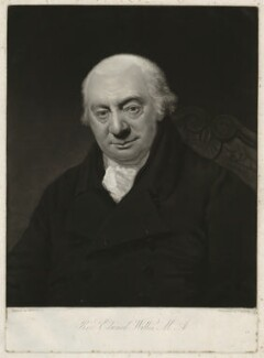 Edward Willes, by John P. Quilley, after  William Artaud - NPG D37071