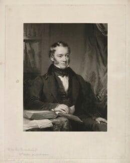 Thomas Pemberton Leigh, Baron Kingsdown, by William Walker - NPG D36878