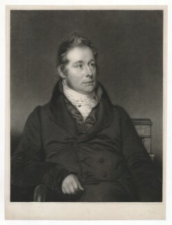 Thomas George Kipps, by George Raphael Ward, after  Charles Howard Hodges - NPG D36885